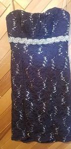 Strapless Formal dress size 5